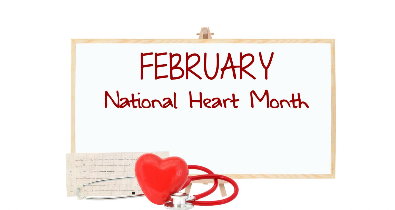 national heart month awareness